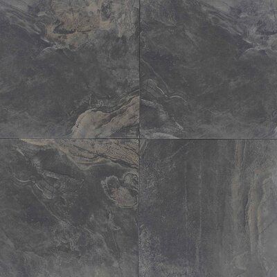 American Olean Siena Springs Colorbody Porcelain Field Tile in Riverbed