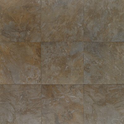 "American Olean Amber Valley 3"" x 3"" Glazed Porcelain Floor Tile in Bowling Green"