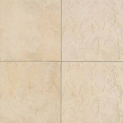 "American Olean Highland Ridge 6"" x 6"" Porcleain Field Tile in Desert"