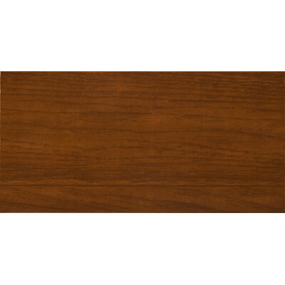 "Emser Tile Heritage 6"" x 24"" Porcelain Plank Tile in Cherry"