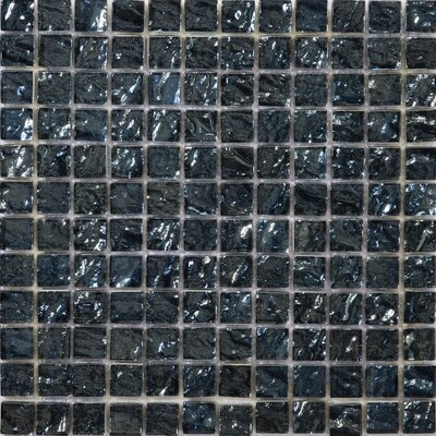 "Emser Tile Vista 12"" x 12"" Glass Mosaic in Celotto"