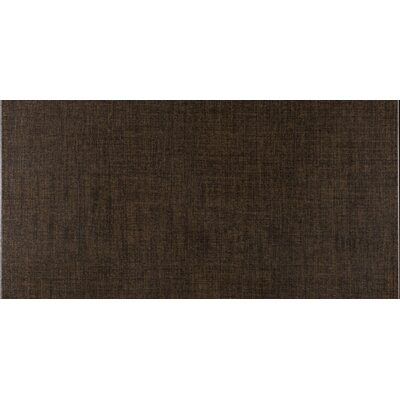 "Emser Tile Tex-Tile 12"" x 24"" Porcelain Floor Tile in Wool"