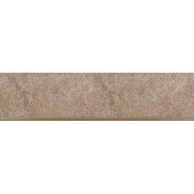 "Emser Tile Genoa 13"" x 3"" Surface Bullnose Tile Trim in Marini"
