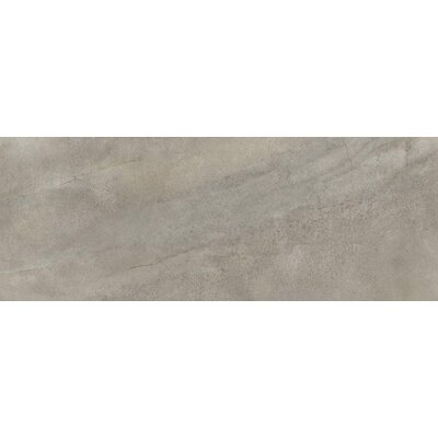 "Emser Tile Napa 3"" x 12"" Surface Bullnose in Grigio"