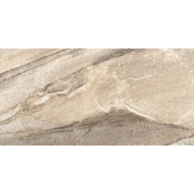 "Emser Tile Eurasia 12"" x 24"" Glazed Porcelain Tile in Chiara"