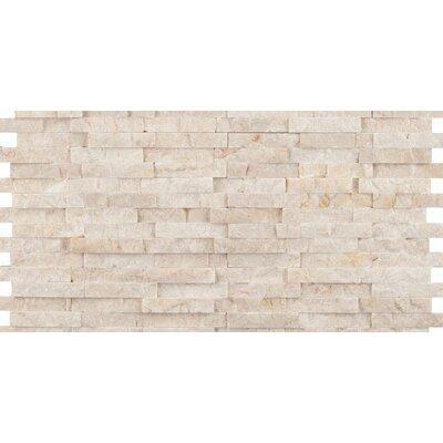 Hamlet Antique Tumbled Travertine Mosaic in Beige