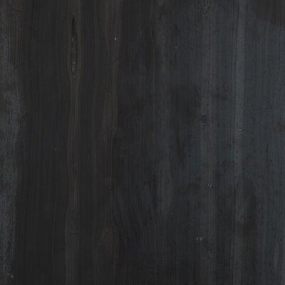 """Emser Tile Metro 12"""" x 24"""" Honed Marble Tile in Black"""