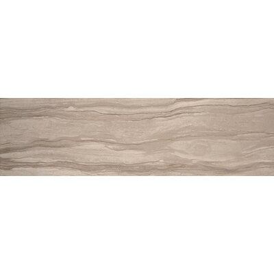 "Emser Tile Motion 3"" x 13"" Bullnose in Gesture"