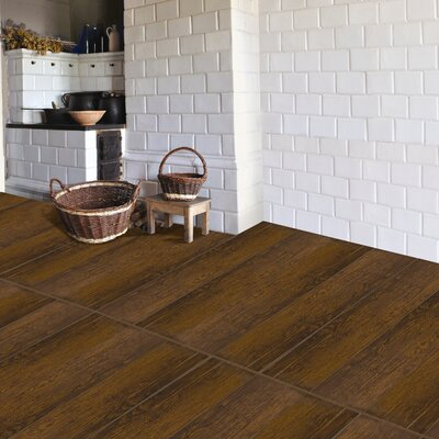 "Emser Tile Country 4"" x 24"" Porcelain Plank Tile in York"