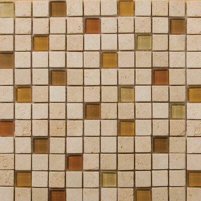 All emser tile wayfair for Tumbled glass tile