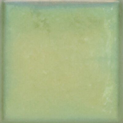 "Emser Tile Mystique 4"" x 4"" Glass Field Tile in Piatte"
