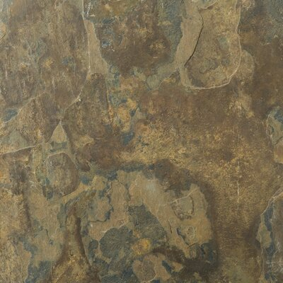 "Emser Tile Natural Stone 12"" x 12"" Calibrated Slate Tile in Rustic Gold"