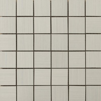 Emser Tile Strands Mosaic Tile in Pearl
