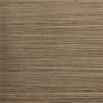 "Emser Tile Strands 12"" x 12"" Porcelain Floor Tile in Chestnut"