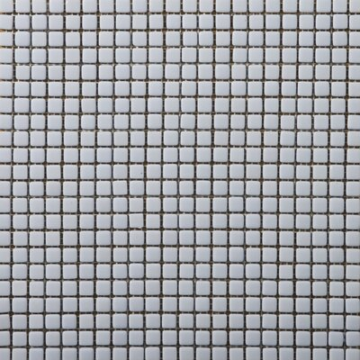 """Emser Tile Image 1/2"""" x 1/2"""" Glossy Glass Mosaic in Impression"""