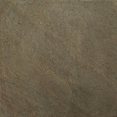 "Emser Tile Natural Stone 12"" x 12"" Honed Slate Field Tile in Copper"