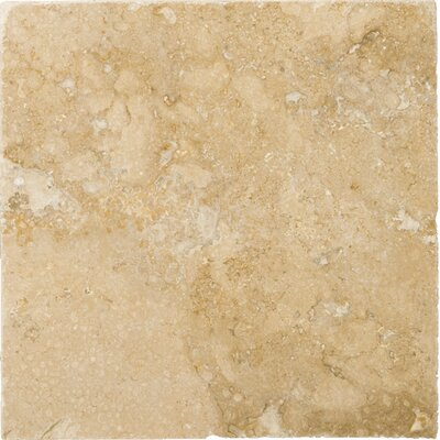 "Emser Tile Natural Stone 2"" x 2"" Vino Travertine Mosaic in Noce"