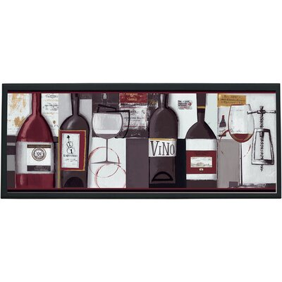 Wine Bottles Wall Art - 10.25
