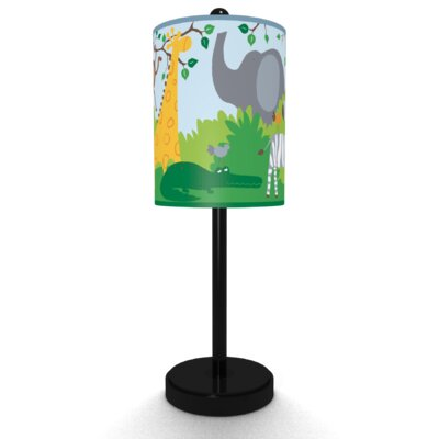 Illumalite Designs Zoo Animals Table Lamp
