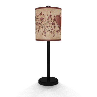 Illumalite Designs Hearts and Vine Accent Table Lamp