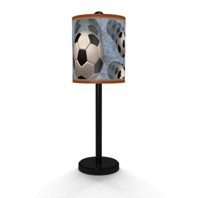 Illumalite Designs Soccer in Motion Table Lamp