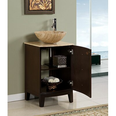 "Leah 20"" Single Sink Bathroom Vanity Set for Sale 
