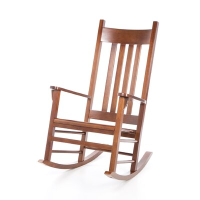 Country Adult Rocking Chair