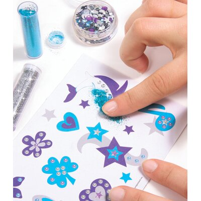 Wooky Glitter Powder Tattoos