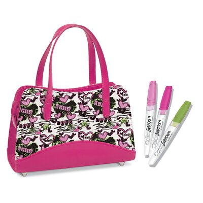Wooky Deluxe Purse in Pink