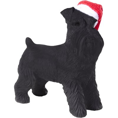 Sandicast Schnauzer, UC Christmas Tree Ornament