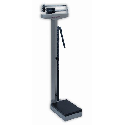 Detecto Eye Level Stainless Steel Physician Scale