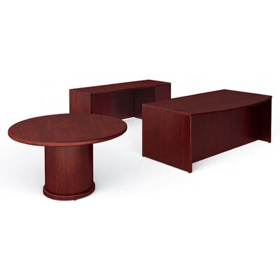 """Offices To Go Margate 72"""" Standard Desk Office Suite"""