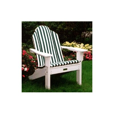 Seaside Casual Adirondack Classic Chair Cushion