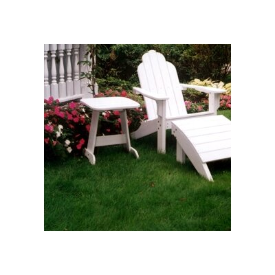 Seaside Casual Adirondack Side Table