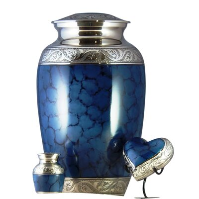 UrnsDirect2U Grecian Cremation Urn Set
