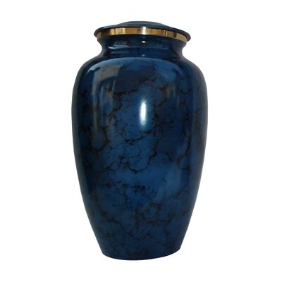 Mystic Blue Adult Urn