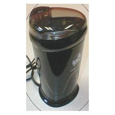 La Pavoni Mill Electric Coffee Grinder in Black