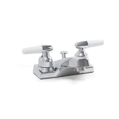 Concord Centerset Bathroom Faucet with Double Handles - 204252LF