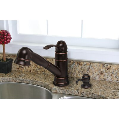 Premier Faucet Wellington Pull Out Kitchen Faucet