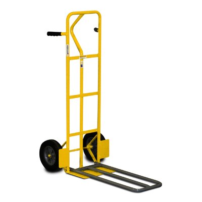 Granite Industries American Cart and Equipment Hand Truck with Fold Down Panel