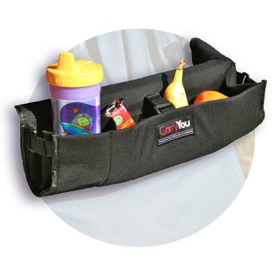 Carry You Siena Snack Tray Cup Holder