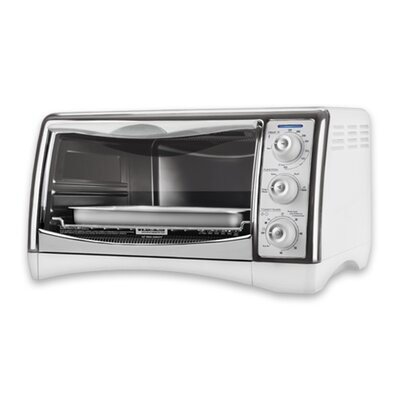 Black &amp; Decker Perfect Broil Toaster Oven