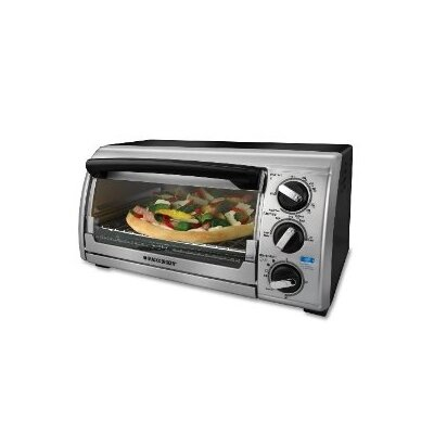 Black & Decker Classic Toast-R-Oven in Silver