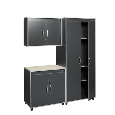 Black & Decker 2 Door Storage Cabinet
