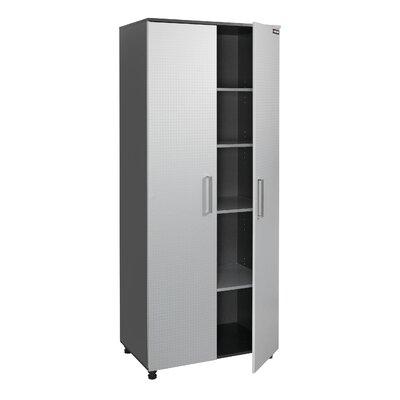 black decker black and decker 2 door garage storage. Black Bedroom Furniture Sets. Home Design Ideas