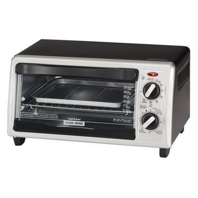 Black & Decker 4 Slice Toaster Oven at Sears.com