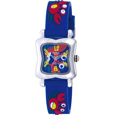 Juniors Crab Design Watch in Dark Blue