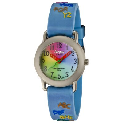 Juniors Alphabet Design Watch
