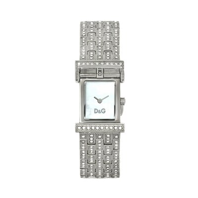 Dolce & Gabbana Bianca D&G Women's Watch with Mother of Pearl Dial