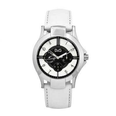 Dolce & Gabbana Women's Texas Watch with Black and White Dial